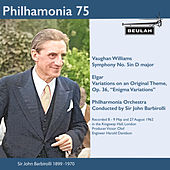 Philharmonia 75 Sir John Barbirolli de Sir John Barbirolli