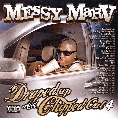 Draped Up And Chipped Out 4 by Various Artists