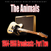 1964-1966 Broadcasts - Part Two (Live) von The Animals