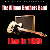 Live in 1989 (Live) by The Allman Brothers Band