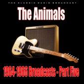1964-1966 Broadcasts - Part Five (Live) van The Animals