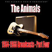 1964-1966 Broadcasts - Part Four (Live) by The Animals