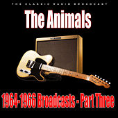 1964-1966 Broadcasts - Part Three (Live) by The Animals