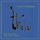 Haiku: Music & Meditation by Ron Levy