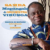 Maisha ni Matamu Advance EP + Bonus Tracks de Samba Mapangala