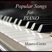Popular Songs for Piano de Mauro Costa