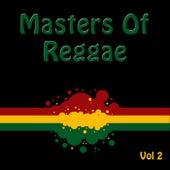 Masters Of Reggae Vol 2 by Various Artists