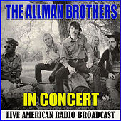In Concert (Live) by The Allman Brothers Band