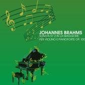 Sonata n.2 in la maggiore per violino e pianoforte op.100 von Arthur Rubinstein
