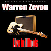 Live in Illinois (Live) by Warren Zevon