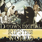 D-Town Digital Rips The World by Various Artists