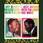 Art Blakey's Jazz Messengers With Thelonious Monk, The Complete Sessions (HD Remastered) de Art Blakey