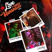 love nwantiti (ah ah ah) [feat. Joeboy & Kuami Eugene] [Remix] by C-Kay