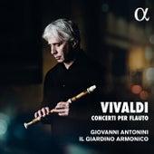 Vivaldi: Concerti per flauto de Giovani Antonini