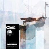 Submarine (Inspired by 'The Outlaw Ocean' a book by Ian Urbina) de Olwik