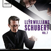 Llŷr Williams: Schubert, Vol. 7 de Llŷr Williams
