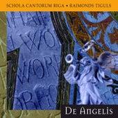 De Angelis van Schola Cantorum Riga