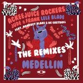 MEDELLIN (The Remixes) de Ackeejuice Rockers