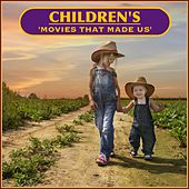 Children's 'movies That Made Us' by Various Artists