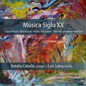Musica Siglo XX de Natalia Cabello