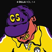4 Dilla Vol. 1-4 by Cookin Soul'