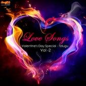 Telugu Love Songs, Vol. 2 by Various Artists