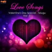 Telugu Love Songs, Vol. 1 by Various Artists