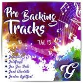 Pro Backing Tracks G, Vol.15 by Pop Music Workshop