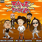 Rave de Favela (feat. BEAM) de Mc Lan