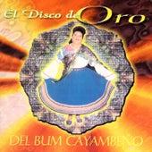 El Disco de Oro del Bum Cayambeño de German Garcia