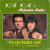 Te Quiero Así de Jose Jose
