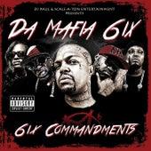 6ix Commandments van Da Mafia 6ix