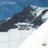 Feestje In M'n Eentje van Paul Sinha