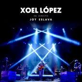 Xoel López en Directo en Joy Eslava de Xoel López