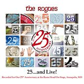 25... and Live! by The Rogues (Celtic)
