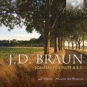 J. D. Braun: Sonatas for Traverso Flute & B.C. by Jed Wentz