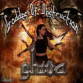 Goddes of Destruction by Shiva