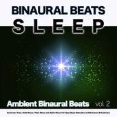 Binaural Beats Sleep: Ambient Binaural Beats, Isochronic Tones, Delta Waves, Theta Waves and Alpha Waves For Deep Sleep, Relaxation and Brainwave Entrainment, Vol. 2 de Binaural Beats