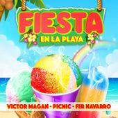 Fiesta en la Playa de Victor Magan