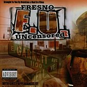 Fresno Uncensored DVD Soundtrack by Various Artists