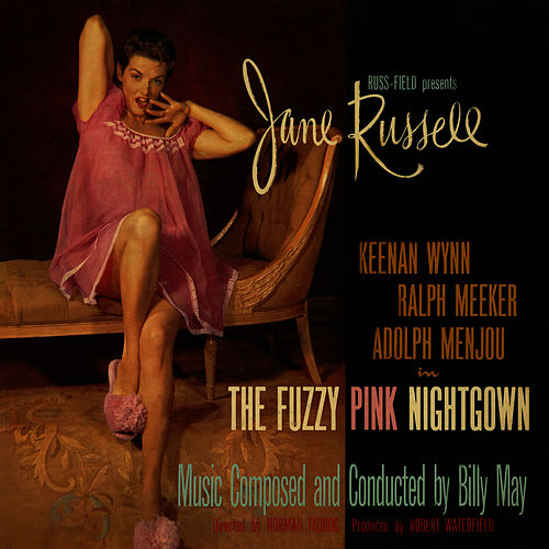 cb5111781b The Fuzzy Pink Nightgown - Soundtrack by Jane Russell   Napster