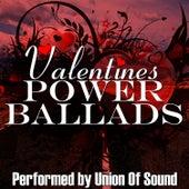 Valentines Power Ballads by Union Of Sound