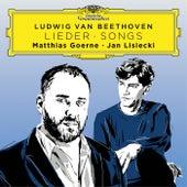 Beethoven: An die ferne Geliebte, Op. 98: 6. Nimm sie hin denn, diese Lieder by Matthias Goerne