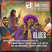 50 Years of Jazz and Blues: Blues de Various Artists