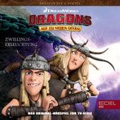 Folge 44: Zwillingserleuchtung / Geblendet (Das Original-Hörspiel zur TV-Serie) von Dragons - Auf zu neuen Ufern