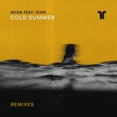 Cold Summer (Remixes) de Myon (1)
