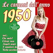 Le canzoni dell' anno 1950 de Various Artists