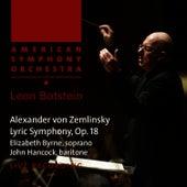 Zemlinsky: Lyric Symphony by American Symphony Orchestra