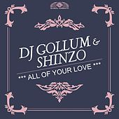 All of Your Love de DJ Gollum