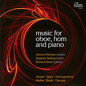 Music for Oboe, Horn & Piano by Jeremy Polmear